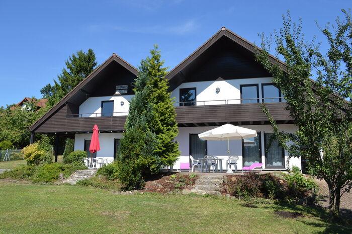 Ferienhaus Helene - Aussenansicht
