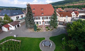 Euerdorf Museum Luftaufnahme