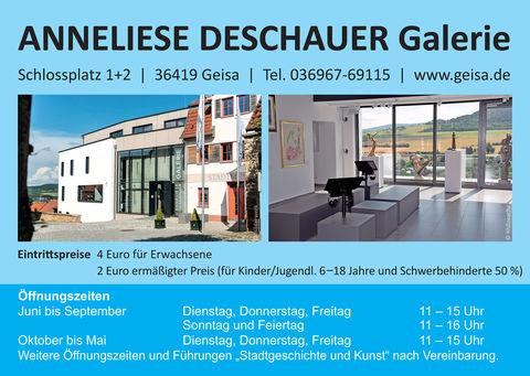 Deschauer Galerie Geia