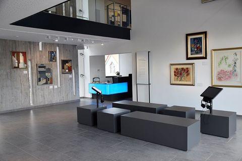 Deschauer Galerie - Erdgeschoss