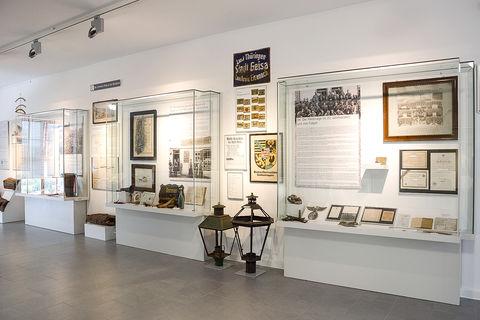 Deschauer Galerie - Erste Etage