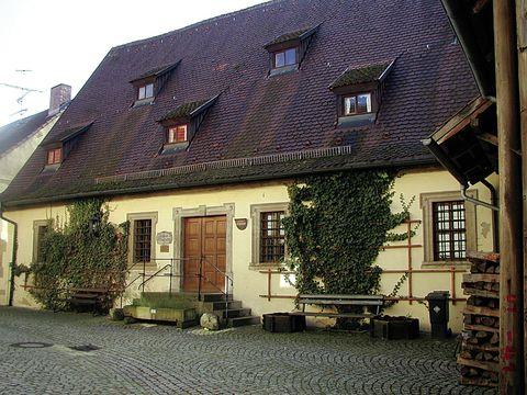 Heimatmuseum Salzhaus