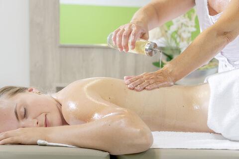 Ayurvedische Aromamassage