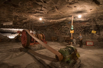 Erlebnis Bergwerk Merkers