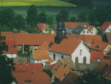 Blick auf Neidhartshausen