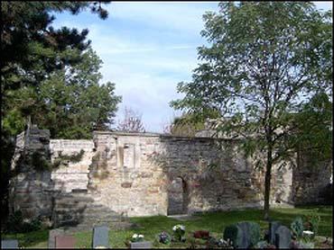 Ruine der Husenkirche