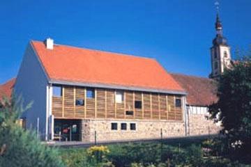 Informationszentrum Haus der Langen Rhön
