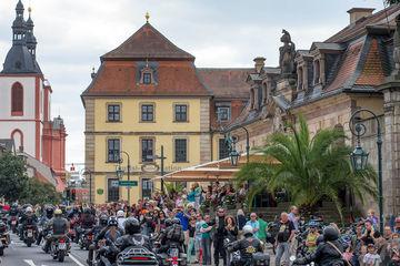 Friendship Ride Germany Tour Fulda