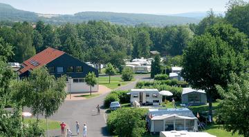 Bischofsheim - Camping am Schwimmbad