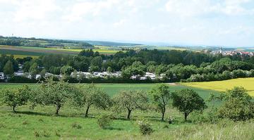 Sulzfeld - Camping am Badesee