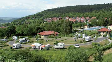 Meiningen - Campingplatz Rohrer Stirn