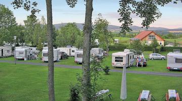 Hünfeld - KNAUS-Campingpark