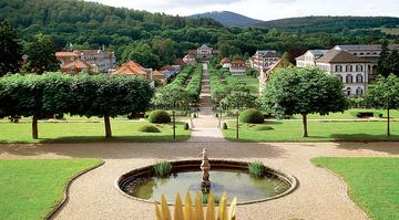 Bad Brückenau - Schlosspark König Ludwig I.