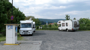 Bad Brückenau - Stellplatz Ancenis-Straße