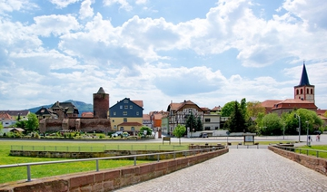 Vacha - Stellplatz