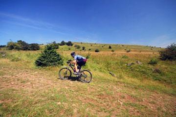 Mountainbike_Durch das fränkische Rhönvorland