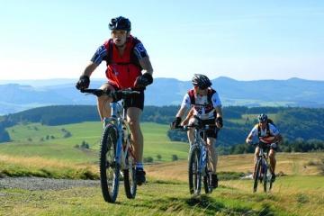 Mountainbike_Zur sagenumwobenen Milseburg