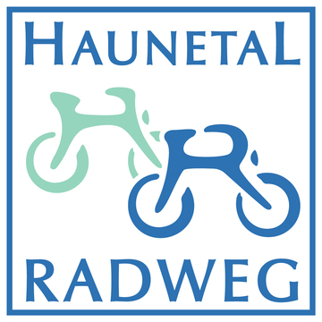Logo Haunetal-Radweg