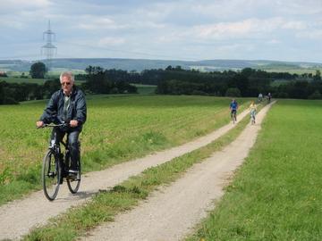 Via-Regia-Radweg