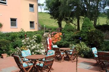 Rhönhotel Terrasse