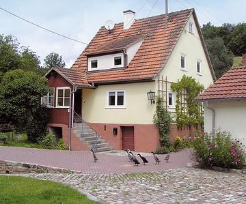 Ferienhaus am Krechenbach