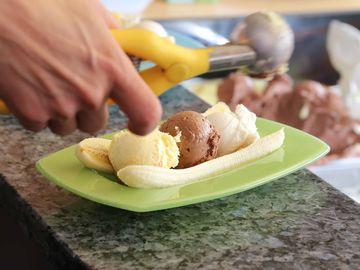 Bananenspilt