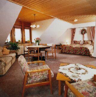 Haus am Sodenberg Schlafzimmer