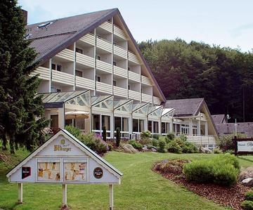 Hotel Rhön Garden Hausansicht