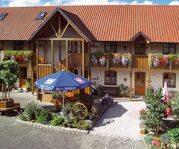 Ferienhaus Bahrablick Außenansicht