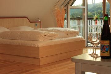 Hotel Gasthof Zum Biber Schlafzimmer