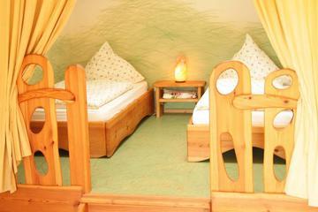 Reiterhof am Waldrand Schlafzimmer